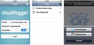 Cloudfogger und andere Verschlüsselungs-Erweiterungen laufen auch auf Mobilgeräten und verschlüsseln dort zuverlässig alle Daten. Cloudfogger ist komplett kostenlos.